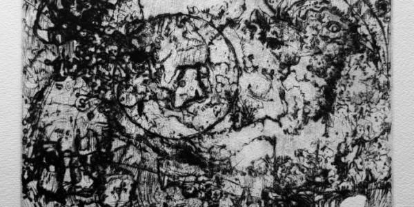 o.T. (abstrakte Landschaft)