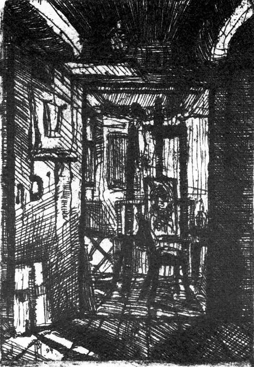 Kleines Atelier