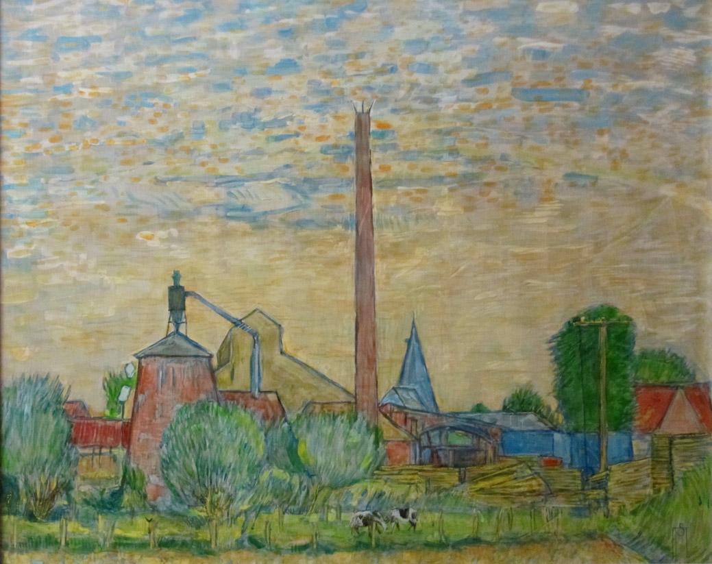 o.T. (kleine Fabrik)
