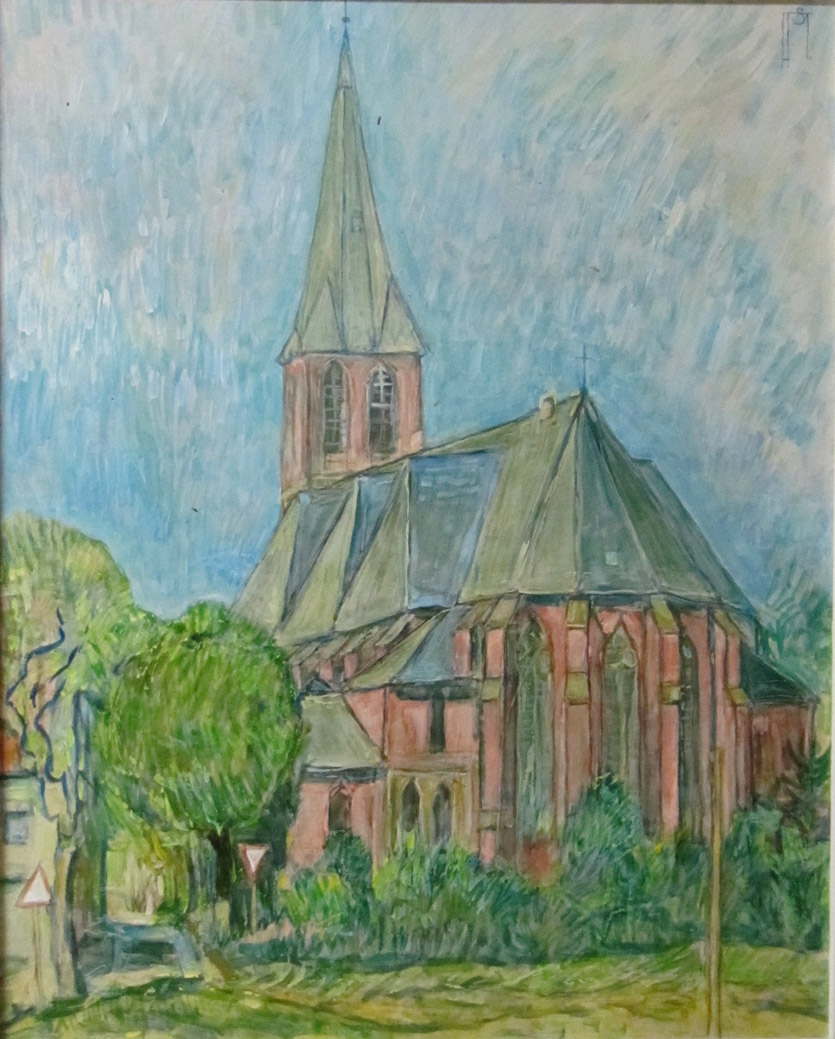o.T. (Westkirchener Kirche)