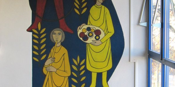 Erntefest (Wandmalerei)