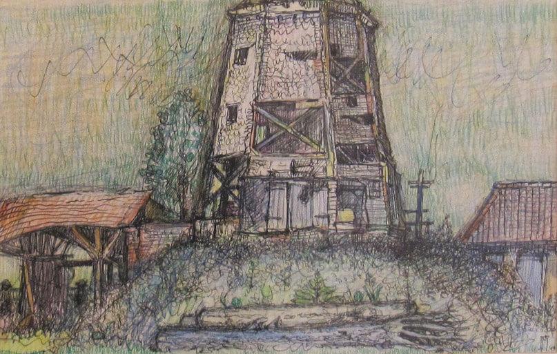 o.T. (Mühle)